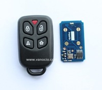 for Brazil old Positron car alarm 4 button remote key 433.92mhz 30pcs/Lot