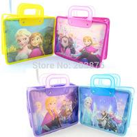 FROZEN PP Children's Hangbags Bags School bag TOTE bags Gift Kids Accessories 28CM