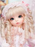 Bjd 1/6 Doll Fairyland Doll Littlefee Ante FL Doll Bjd Doll Free Eyes&Eyelash ( include eyes and makeup)