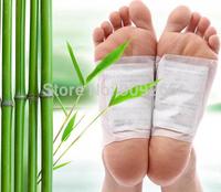 YBB Z112 Korean Foot Patch Beauty Detox Diet Constipation Dampness Improve Sleep Liposuction