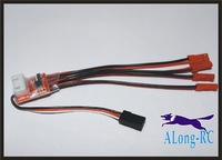 high quality Lights 4ch  LED  controller  for  for 4 axis 6 axis RC airplane model/hobby plane/ spare part