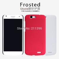 Huawei C199 covers, Nillkin Super Shield Shell Hard Matte Case For HUAWEI C199 with Screen Protector free shipping