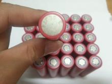 4pcs/lot Original New Sanyo 18650 Li-ion rechargeable battery 2600mAh Free Shipping