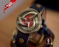 Japanese animation NARUTO cartoon digital watch vintage Wristwatches