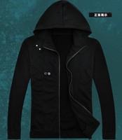 New Tokyo ghouls Ken Kaneki The same Anime peripheral black cotton fleece jacket Free Shipping