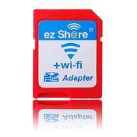 ezshare High Speed Wireless WIFI WLAN SD Card Adapter , MicroSD/TF card to SD Wifi Adapter