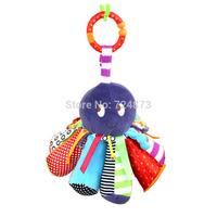 Soft Toy Millie British Aristocrat MaMas&papas Bell rang the bell Octopus bed hang sensory hand eye coordination mamas amp papas