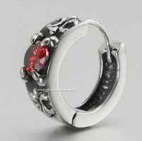 The titanium steel earring
