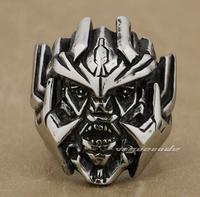 Megatron titanium steel ring