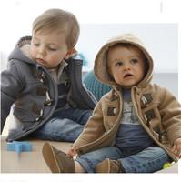 2014 Hot sale boy winter cotton coat. Autumn and Winter child outerwear children coat children clothing boys jackets.