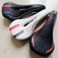 Free Shipping wholesale news designer Hot Sale Ptom Mountain bike Road Bike Cushion flexible Seatstay human Body Carbon Saddle