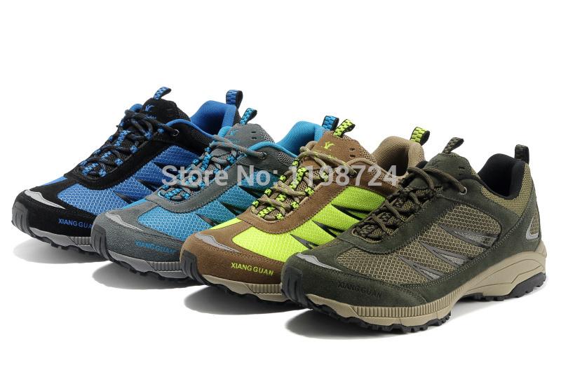 Tênis para caminhada ao ar livre respirável Men Shoes Montanhismo originais, novos 2.014 Zapatos Nível Superior Negociação Masculino Athletic Shoes(China (Mainland))