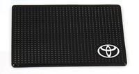 Free shipping Toyota car phone key GPS Holder Anti Slip Mat / Non-Slip Mat for Vios Corolla Reiz RAV4 Camry Highlander