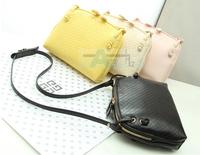 2014 Newest 4pcs/lot Lady Handbag Shoulder Bag Tote Purse New Fashion Leather Women Messenger Clutch