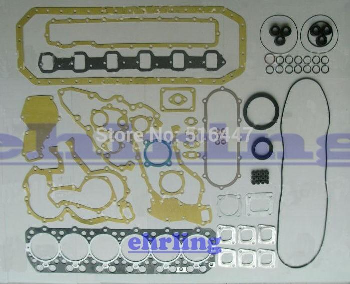Головка блока цилиндров Ehrling FE6T 7000cc 10101/z5728
