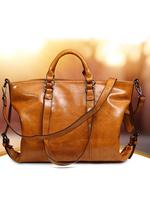 2014 new fashion ladies leather bag retro bag tide bag free shipping.