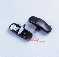 2Pcs OEM FRONT WASHER JET SPRAY NOZZLE For VW Jetta Golf MK5 MK6 Passat Rabbit  Plus Touran 2KD 955 985 9B9