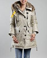 Winter OuterCoats Women Real Fur Hooded Parka Jaquetas Masculina Warm Duck Down Casacos Abrigos Mujer Parka Cazadora Invierno