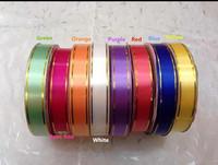 Wholesale 10pcs/Lot phnom Penh 1.6CM balloon ribbon streamers  DIY handmade ribbon tie gift wrap free shipping