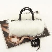 2014 new handbag shoulder bag Korean version of Messenger bag Leather grass bag free shipping.