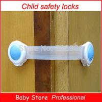 10Pcs/Lot 2014 New Protuct Long Style Cartoon Baby Safety Cabinet Refrigerator Toilet Drawer Locks For Child Kids Freeshipping