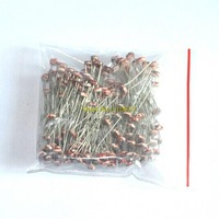 Free Shipping 100 x 5528 Light Dependent Resistor LDR 5MM Photoresistor wholesale and retail Photoconductive resistance
