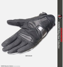 Komine gk 143 spring and summer motorcycle ride gloves carbon fiber racing gloves motorcycle gloves