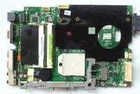 For Asus K40AB DDR2 AMD intergrated laptop motherbord fully tested 100% good work+free shipping with45 warranty