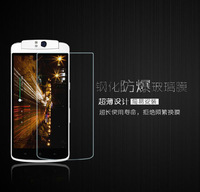 10X 0.3MM 9H Anti-explosion Tempered Glass Screen Protector Film For OPPO N1 With Package+Free Shiping