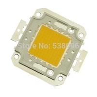 100W LED Integrated High power LED Beads White/Warm white Epistar LED Chips 3000mA 30-34V 8000-9000LM+Free shipping 10pcs/lot