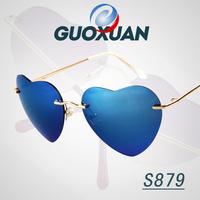 8Sugar Color Retro Heart Shape Sweetheart Vintage Sunglasses Summer Juliet Women Eyeglasses Fashion Glasses Stylish Lentes