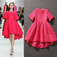 Free Shipping New Arrival Charming Asymmetric Dress Ball Gown  140917PB01