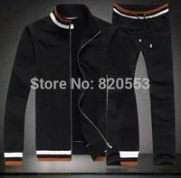 Mens Sports Suit Men's Sportwear Casual Jacket & Pants Men's Sports Set Sport Costume Men Sport Suit Men brand