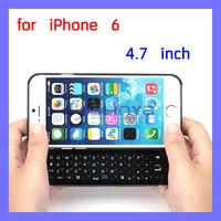 4.7 inch Mini Slide Bluetooth Keyboard for iPhone 6 Keyboard Case