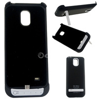 Newest Battery Case Cover With Kickstand 2600mah For Samsung Galaxy S4 Mini I9190 Cell Phones Accessories
