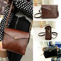 Superb! 2014 New 1PC Womens Leather Shoulder Bag Satchel Handbag Tote Hobo Messenger Free Shipping&Wholesale Alipower