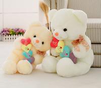 50cm super cute soft stuffed plush lover teddy bear toy, loving heart fashion bear,Christmas & birthday gift for girls, 1pc