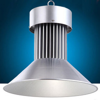 2014 Newest ! LED High Bay 100W industrial light for factory Lighting warehouse Lamp AC85-265V White/Warm White