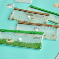 Kawaii cartoon animal design pencil bag,new fashion pen bags,wholesale price(tt-998-2)