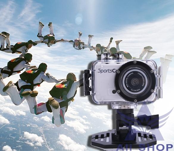 Wifi Version Sport DV Action Camera Full HD Car DVR DV 20M Waterproof 720P Video Camera 120 Angle,camara del deporte(China (Mainland))