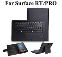 2in1 Portfolio Flip Leather Case Wireless Bluetooth Keyboard For Microsoft Surface Pro /Surface RT /Surface 2 /Surface Pro 2