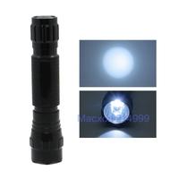 Ultrafire CREE T6 501B 1000LM LED Compact Flashlight Portable Torch White LED Lamp