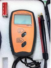 NEW SM8124 Internal Battery Resistance Voltmeter Automotive Car 12V Life check Brand new original goods(China (Mainland))