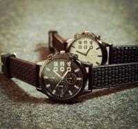 Hot sale New Fashion  Ladies sports brand silicone watch watch quartz watch for women men Free Shipping 85789