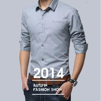 2014 autumn winters is men's cotton big five yards color character business men's clothing of cultivate one's morality
