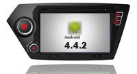 NEW!!! Android 4.4 Car dvd gps for Kia k2 RIO 2010 2011 2012 3g WiFi Capacitive Screen radio RDS bluetooth+WIFI 3G+WAZE+OBD2+3G