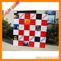 Fabric Pop up display 3X3-Australia