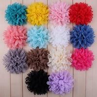 handmade flower girl accessory chevron girl hair band accessory children hair bows20149171