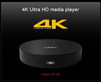 Measy B4A Ultra HD Amlogic s802 Quad core 2GHz Smart TV Box  Android 4.4 2G Ram 8G Rom 4K*2K HDMI XBMC Media Player 5Pcs/ Lot