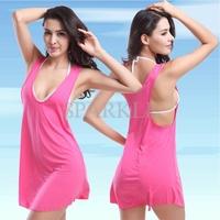 11colors summer swimwear women beach dresses for bikini 2014 cover-up saidas de praia feminina Lycra beach pareo